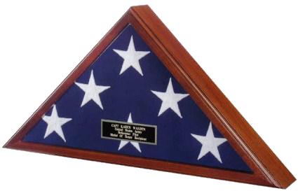 Flag Display Boxes
