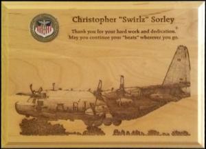 Photo Engraved Plaque